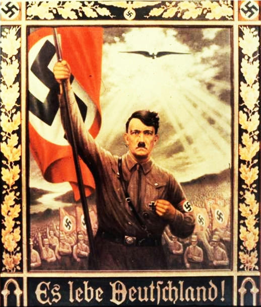 Hitler propaganda messiah